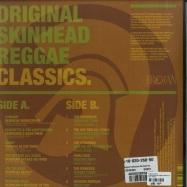 Back View : Various Artist - ORIGINAL SKINHEAD REGGAE CLASSICS (LP) - Trojan / TBL1028 / 6085900