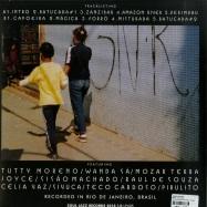 Back View : Various Artists - BRASIL (LP + MP3) - Soul Jazz Records / SJRLP405 / 153841