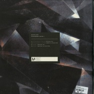 Back View : Patrick Siech - TETRAHEDRON CLUSTER EP - MARY GO WILD BLACK / MARYBLACK004
