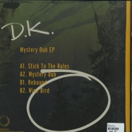 Back View : D.K. - MYSTERY DUB EP - Second Circle / SC 009