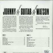 Back View : Johnny Guitar Watson - JOHNNY GUITAR WATSON (180G LP) - DOL / DOL972HG