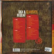 Back View : Various Artists - SKA & REGGAE CLASSICS (2X12 LP) - Trojan / TJDLP572 / 8333017