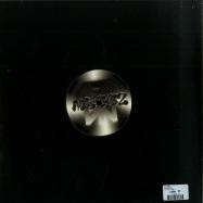 Back View : DJ Ungel - TRANSPIRITS - Mirror Zone / MZ002