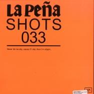 Back View : Mental Carnival - BIG CITY JUNGLE / FRESH (10INCH) - La Pena Shots / LPAS033
