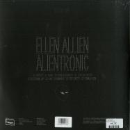 Back View : Ellen Allien - ALIENTRONIC (2LP) - BPitch Control / BPX001LP