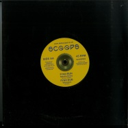 Back View : Sandra Cross & Vibronics - SOUND SYSTEM GIRL (10 INCH) - Scoops / Scoop063