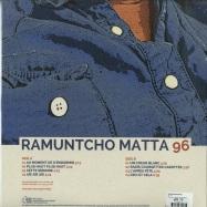 Back View : Ramuntcho Matta - 96 (LP) - Akuphone / AKULP1014 / 00134844