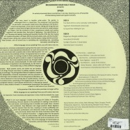 Back View : Spaza - SPAZA (LP) - Hushroom Hour Half Hour / M3H 004LP