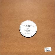Back View : Tim Eder & Fossar - LEVITATE (ORIGINAL)(VINYL ONLY) - FEUILLETON / FEUILLETON002