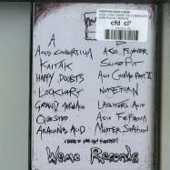 Back View : Ceephax Acid Crew - ACID CASK CASSETTE COMPILATION (CASSETTE TAPE) - WeMe Records / WeMe054