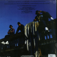 Back View : Run DMC - TOUGHER THAN LEATHER (BLUE LP) - Get On Down / GET51320LP