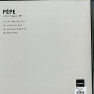 Back View : Pepe - LIFE SIGNS - Church Marble / CHURCHM006