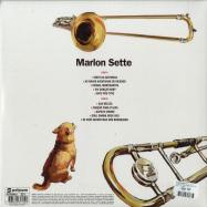 Back View : Marlon Sette - FOGO NA CALDEIRA (180G LP) - Polysom / 334071