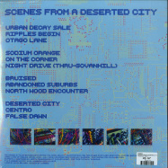 Back View : Gaming - SCENES FROM A DESERTED CITY (2LP) - Hobbes Music / HM013