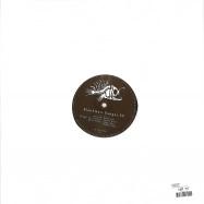 Back View : Klankman - DANGER EP - Lo Phi Forms Records / LPF01
