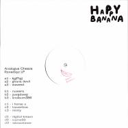 Back View : Analogue Cheeze - RONEDAYZ (LP) - Happybanana / Happybanana001