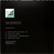 Back View : Robert James / Jack Michael / Lvca / Sidd / Frazer Campbell / North Phase - BODY MOVEMENT 002 (140 G VINYL) - Body Movement / BMVMT 002