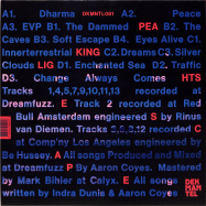 Back View : PEAKING LIGHTS - E S C A P E (2LP) - Dekmantel / DKMNTL081