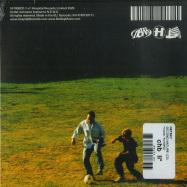 Back View : Netsky - SECOND NATURE (CD) - Hospital / 541936CD