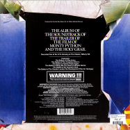 Back View : Monty Python - THE ALBUM OF THE SOUNDTRACK OF THE TRAILER OF THE FILM OF MONTY PYTHON AND THE HOLY GRAIL (RSD2020 PIC LP) - Universal / 860131