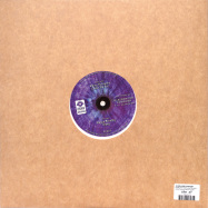 Back View : Alessandro Cordoba - PURPLE EYE EP (WHITE VINYL) - Zodiak Commune Records / ZC022