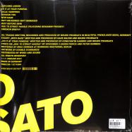 Back View : Bruno Pronsato - DO IT AT YOUR FUNERAL (2LP) - Perlon / PERLON128