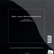 Back View : Efdemin, Lawrence, Michaela Meise / Sergej Jensen - EP - Dial 030