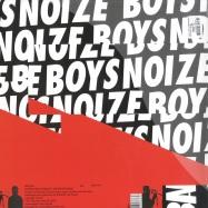 Back View : Mixhell - HIGHLY EXPLICIT(BRODINSKY REMIX) - Boys Noize / BNR028