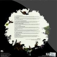 Back View : Dominik Eulberg - DIORAMA (2XLP) - Traum / Traum V137