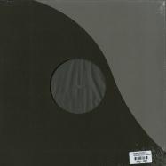 Back View : Raffaele Attanasio - X-501.8 (180 GRAMM VINYL) - 3rd Wave Black Edition / 3RDWB013