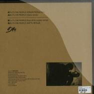 Back View : Elbee Bad - ITS THE PEOPLE (QLONS / ARTTU / KIANI & HIS LEGION RMXS) - D!fu Records / DIFU016