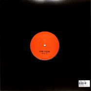 Back View : Diego Krause - UNISON WAX 02 (VINYL ONLY) - Unison Wax / UW02