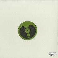 Back View : Cari Lekebusch - GREEN LIGHT (GREEN / BLACK SPLATTER VINYL) - H-Productions / HYB030