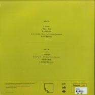Back View : Golden Bug - V.I.C.T.O.R (12 INCH VINYL + CD) - La Belle / LAB29