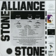 Back View : Stone Alliance - STONE ALLIANCE (LP) - Tidal Waves Music / TWN 03