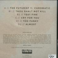 Back View : Soul Intent - DELUSIONS OF GRANDEUR (2X12 LP) - Lossless Music / LOSSLP001