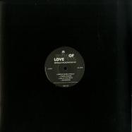 Back View : Modaji - HEADWORK EP - House Of Love Vinyl / holv1201