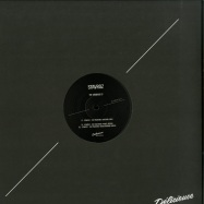 Back View : Stavroz - THE GINNING EP (2X12 INCH) - Delicieuse Records / DELICIEUSE007