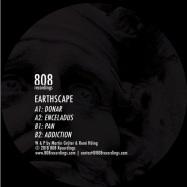 Back View : Earthscape - DONAR - 808 Recordings / 808L001