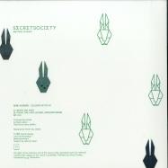 Back View : Rene Audiard - GOLDENER REITER (JICHAEL MACKSON REMIX) - Secret Society Chile / SCRTC004