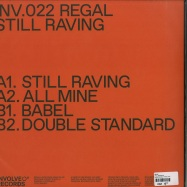 Back View : Regal - STILL RAVING EP - Involve Records / inv022