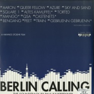 Back View : Paul Kalkbrenner - Berlin Calling - The Soundtrack (2LP + Poster) - BPitch Control / BPC185LP / 8721682