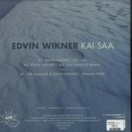 Back View : Edvin Wikner - KAI SAA (REMIX BY ARKAJO) - Solkyss / SOLKYSS6