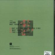 Back View : Joton - NOT YOUR HERO (FULL COVER VERSION) - Newrhythmic Records / NRLTD018