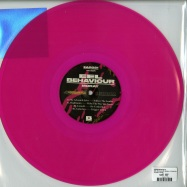 Back View : Various Artists - EEL BEHAVIOUR: MORAY (TRANSPARENT MAGENTA VINYL) - Earwiggle / EAR021