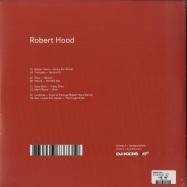 Back View : Robert Hood - DJ-KICKS (2LP + MP3) - K7 Records / K7376LP / 05170631