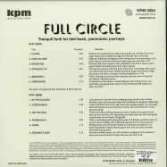 Back View : Alan Hawkshaw and Brian Bennett - FULL CIRCLE (LP, 180G VINYL) - Be With Records / BEWITH051LP