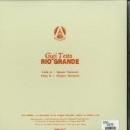 Back View : Gigi Testa - RIO GRANDE - World Peace Music / WPM-007
