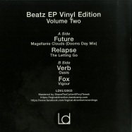 Back View : Various Artists - BEATZ EP VINYL EDITION VOLUME TWO - Logical Direction Recordings / LDVL12003