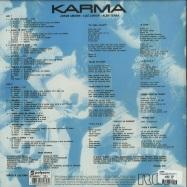 Back View : Karma - KARMA (1972) (180G LP) - Polysom (Brazil) / 333721